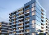 雪松伍兹杰克逊格林开发项目的亨廷顿公寓