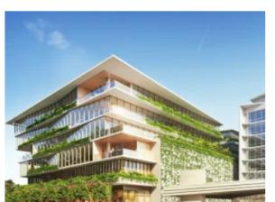 迈阿密在建的5大写字楼项目