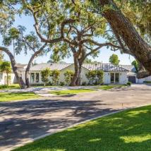 梅根特雷纳以近600万美元的价格出售了BingCrosby曾经拥有的洛杉矶房屋