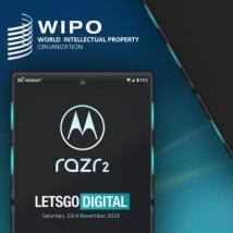 联想创新科技大会上推出了摩托罗拉Razr折叠屏手机