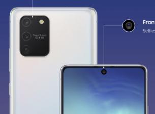 三星智能手机的出色规格包括宽敞的6.7 英寸沉浸式显示屏