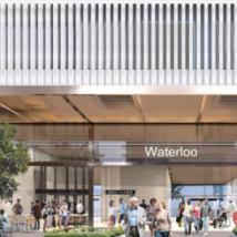 悉尼地铁站将包括23层高的学生宿舍