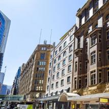 悉尼商务区的一对建筑受到投资者的青睐