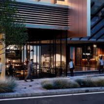 酒店和超市是戈斯福德新开发项目的一部分