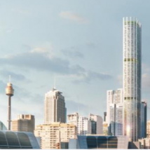 悉尼最高住宅楼获得绿灯