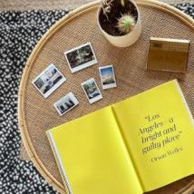 九本漂亮的咖啡桌书来装饰和阅读