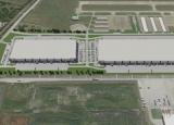 梅斯基特商业园开工建设