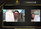 盛泰国际与房地产公司ChesterVentureGroup达成2500万令吉交易