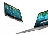 搭载第11代Intel电源的宏基ChromebookSpin713现已上市