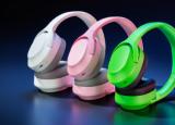 雷蛇多彩的新款OpusX耳机将大胆的性能与风格融为一体