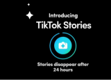 TikTok的Stories测试24小时后消失的帖子