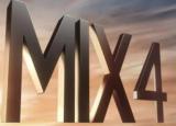 小米MIX4智能手机发布日期透露