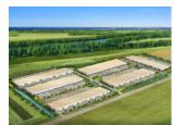 PCCP与三星地产在圣路易斯工业园成立合资企业