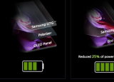 三星GalaxyZFold3配备更明亮更节能的Eco²OLED显示屏