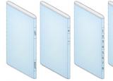 专利显示未来的华为Mate系列可能配备带屏内摄像头的Arc显示屏
