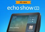 亚马逊推出了EchoShow8第二代售价为卢比11499