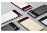 谷歌在自己的处理器Tensor上展示了智能手机Pixel6