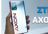 中兴Axon30智能手机的第一次接触