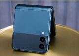 三星Galaxy Z Flip3 5G智能手机评测