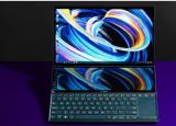 华硕ZenBook Duo 14 UX482笔记本电脑评测