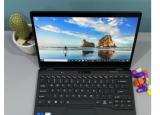 富士通 UHX 二合一笔记本电脑评测