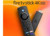 亚马逊消防电视Stick4KMax推出售价为卢比6499