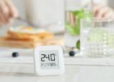 小米电子温度计和湿度计到货电池寿命长达2年