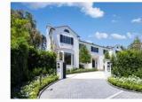 价值5500万美元的乔治亚式现代豪宅是洛杉矶最新的待售奖杯