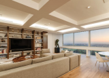 好莱坞传奇的时尚现代住宅出售