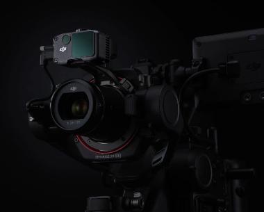 大疆推出内置万向节和LiDAR支持的新型电影摄影机