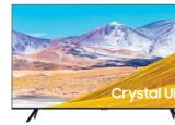 三星75级TU8000水晶超高清电视评测